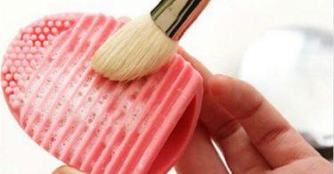 Melhores limpadores de pincéis de maquiagem