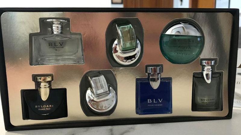 Melhores perfumes femininos da BVLGARI