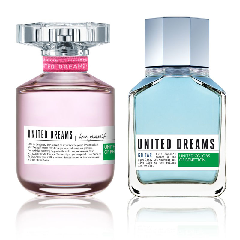 Melhores perfumes femininos da Benetton