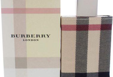 Melhores perfumes femininos da Burberry