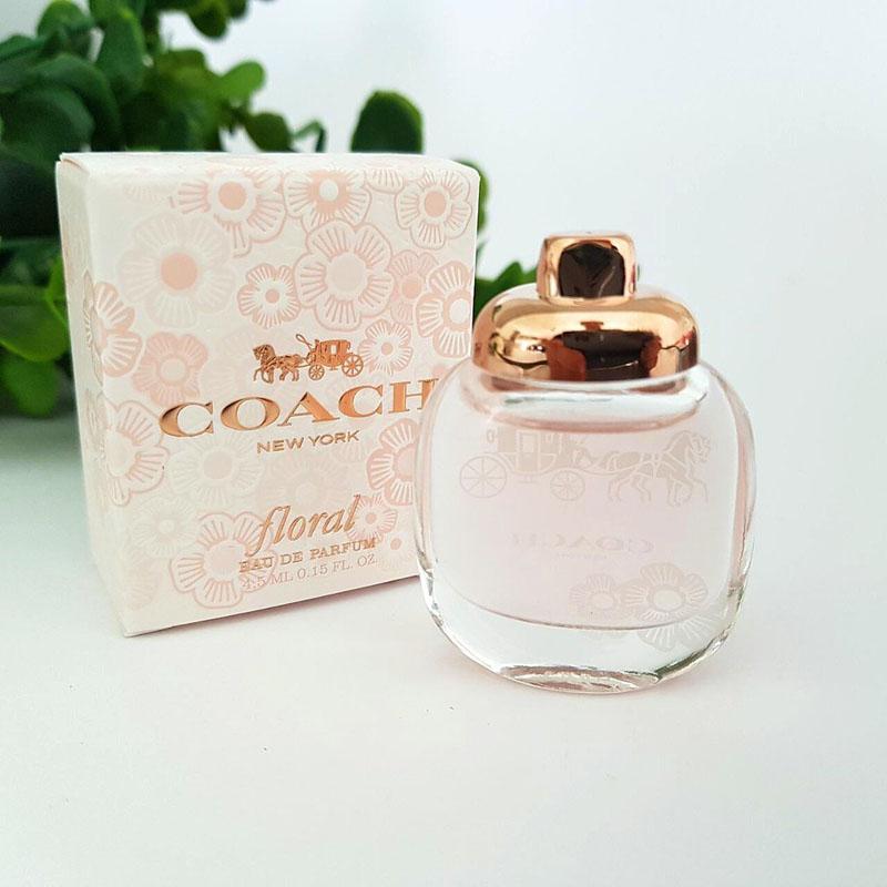Melhores perfumes femininos da COACH