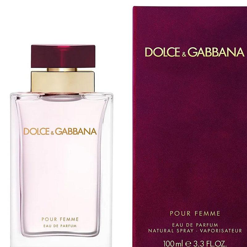 Melhores perfumes femininos da Dolce & Gabbana
