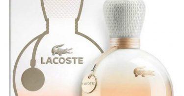 Melhores perfumes femininos da Lacoste