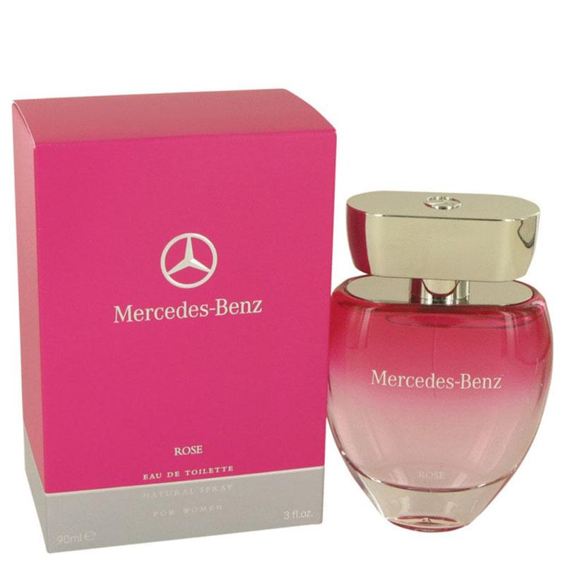 Melhores perfumes femininos da Mercedes-Benz