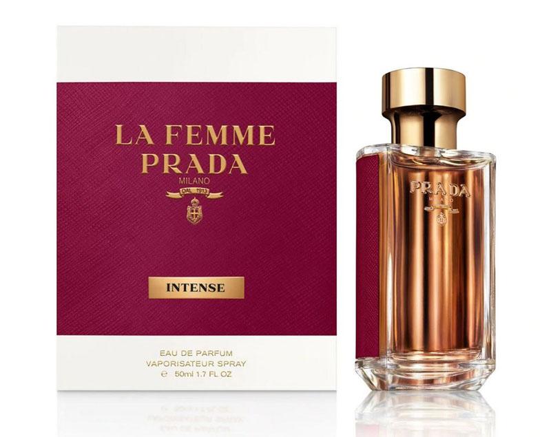 Melhores perfumes femininos da Prada