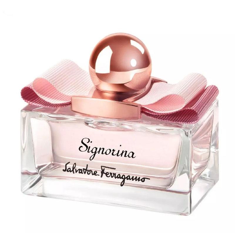 Melhores perfumes femininos da Salvatore Ferragamo