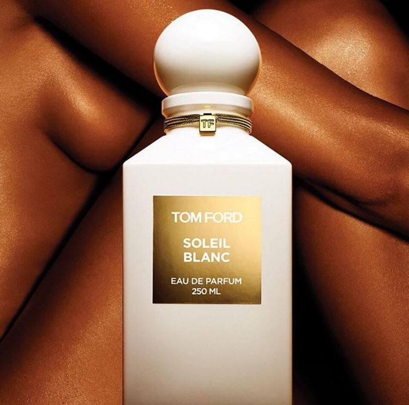 Melhores perfumes femininos da Tom Ford