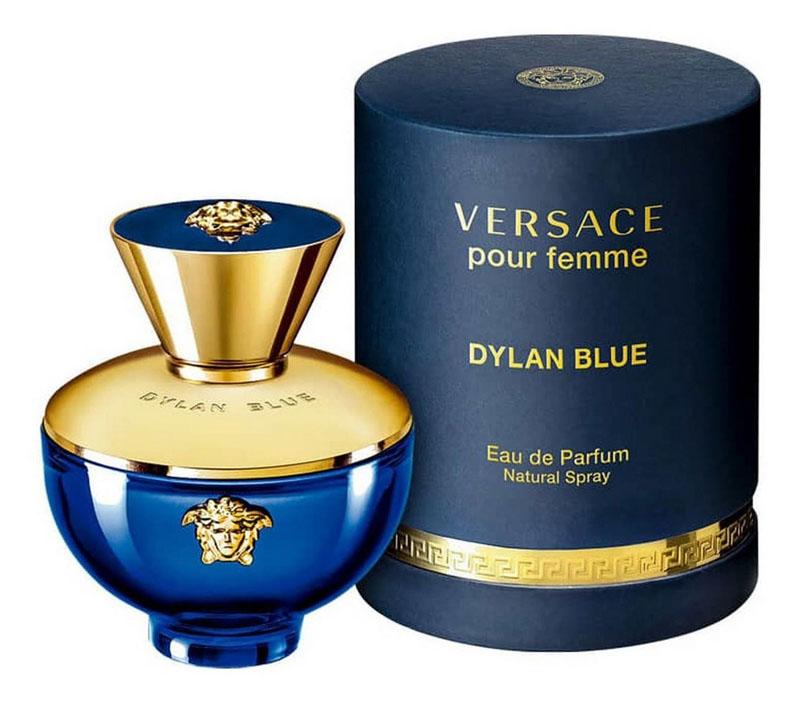 Melhores perfumes femininos da Versace