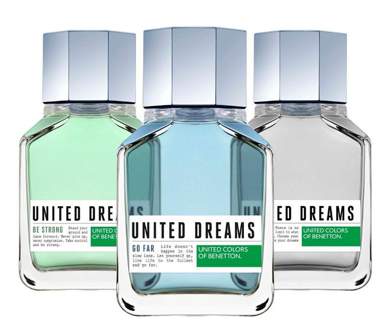 Melhores perfumes masculinos da Benetton