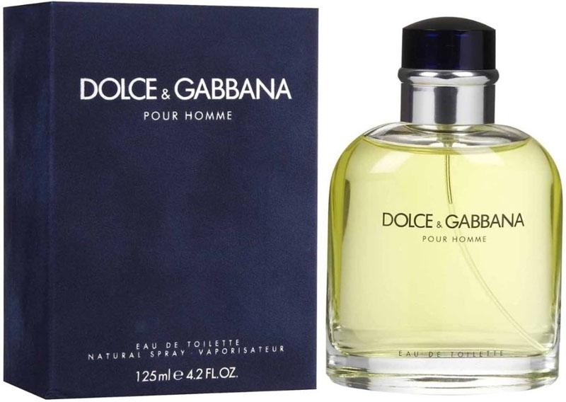 Melhores perfumes masculinos da Dolce & Gabbana