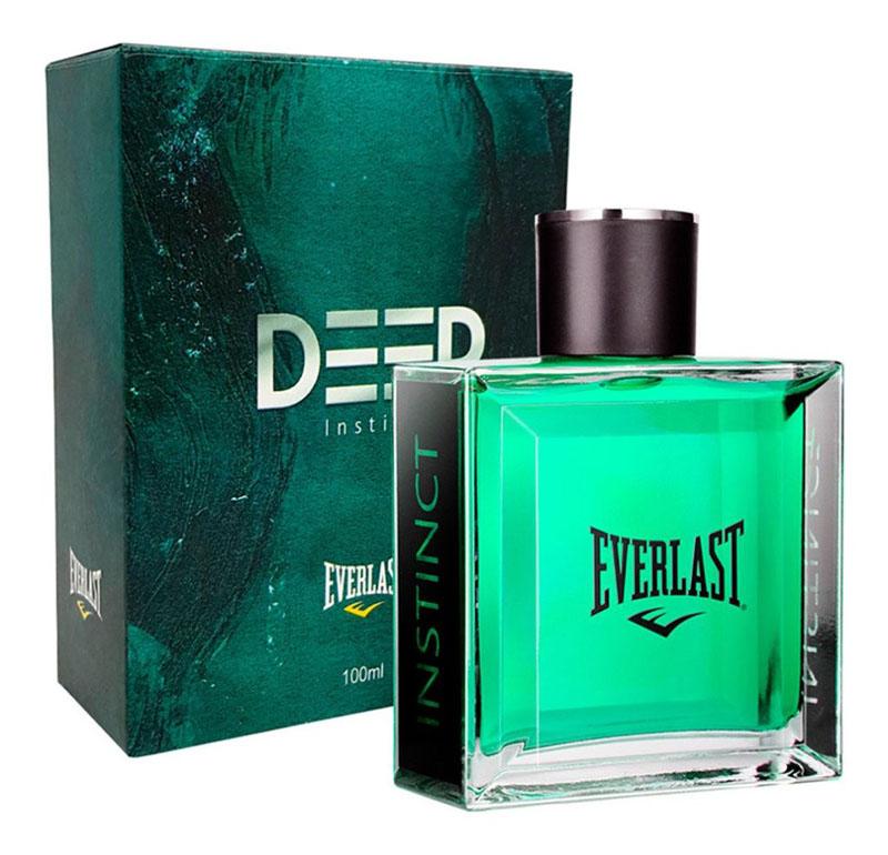 Melhores perfumes masculinos da Everlast