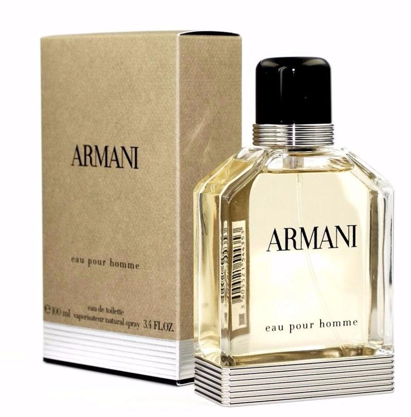 Melhores perfumes masculinos da Giorgio Armani
