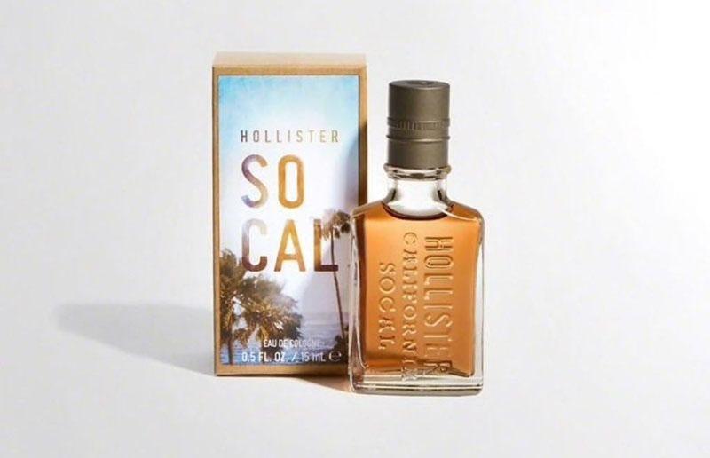 Melhores perfumes masculinos da Hollister