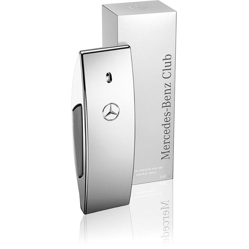Melhores perfumes masculinos da Mercedes-Benz