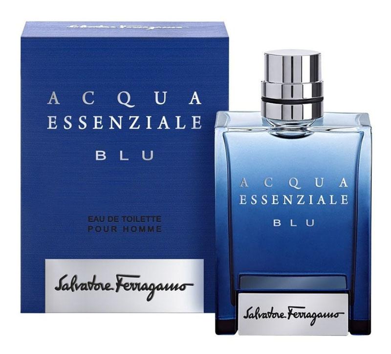 Melhores perfumes masculinos da Salvatore Farragamo