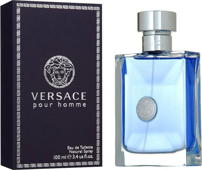 Melhores perfumes masculinos da Versace