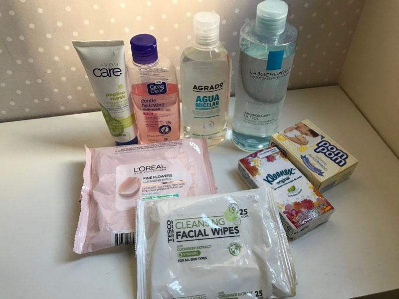 melhores produtos para cuidar da pele do rosto