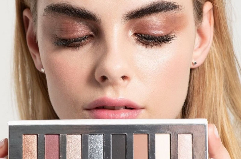 melhores paletas para mistura de maquiagem