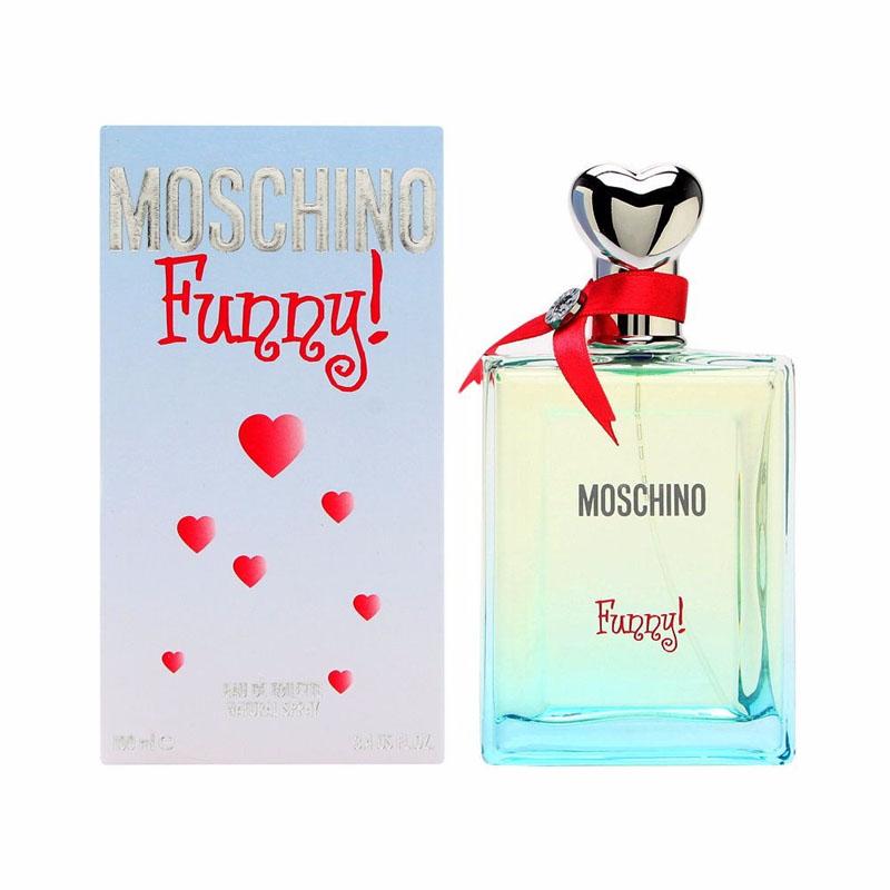 Melhores perfumes femininos da Moschino