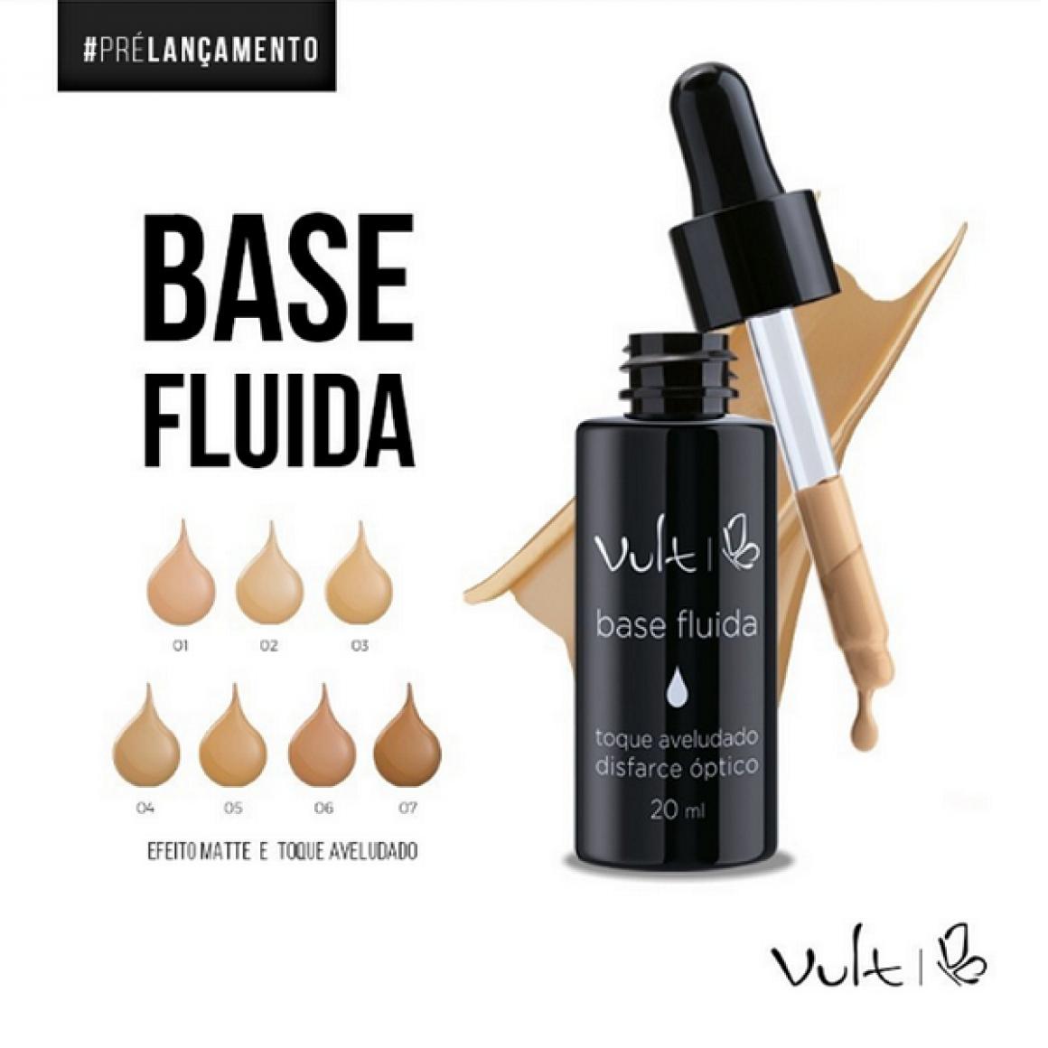 base fluida vult