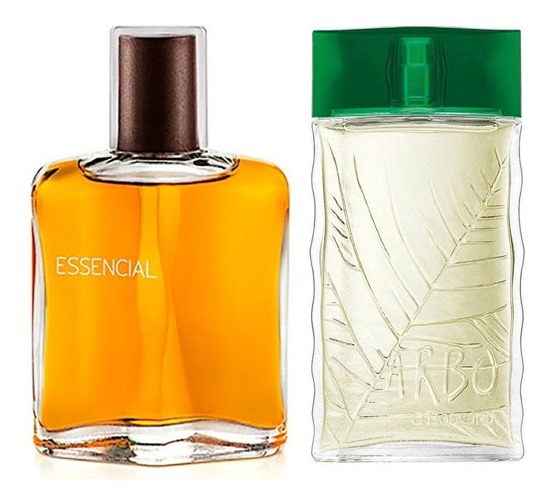Melhores perfumes masculinos da Natura