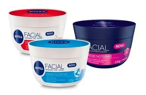 Creme Facial Nívea Antissinais