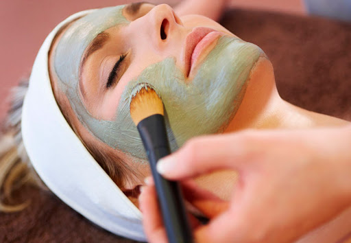 máscara de argila verde da Elemento Mineral