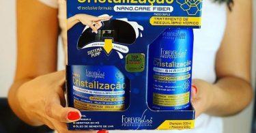 Kit Forever Liss Nano Cristalização