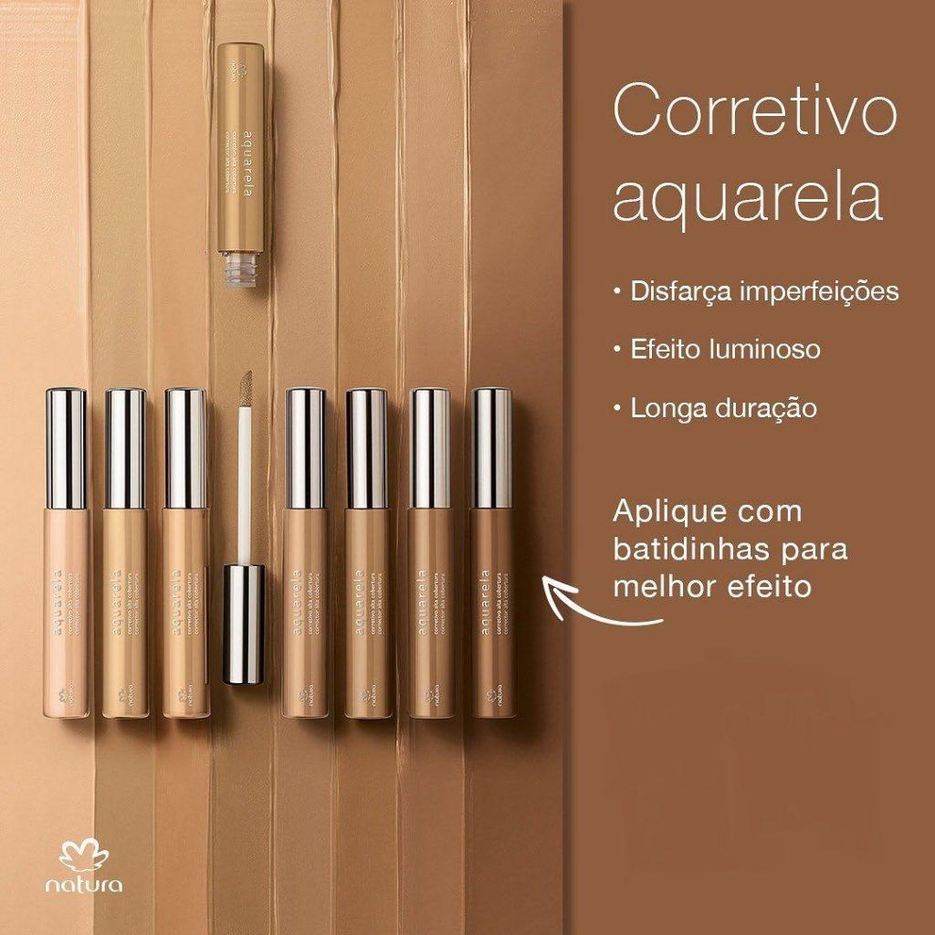 Corretivo Alta Cobertura Natura Aquarela