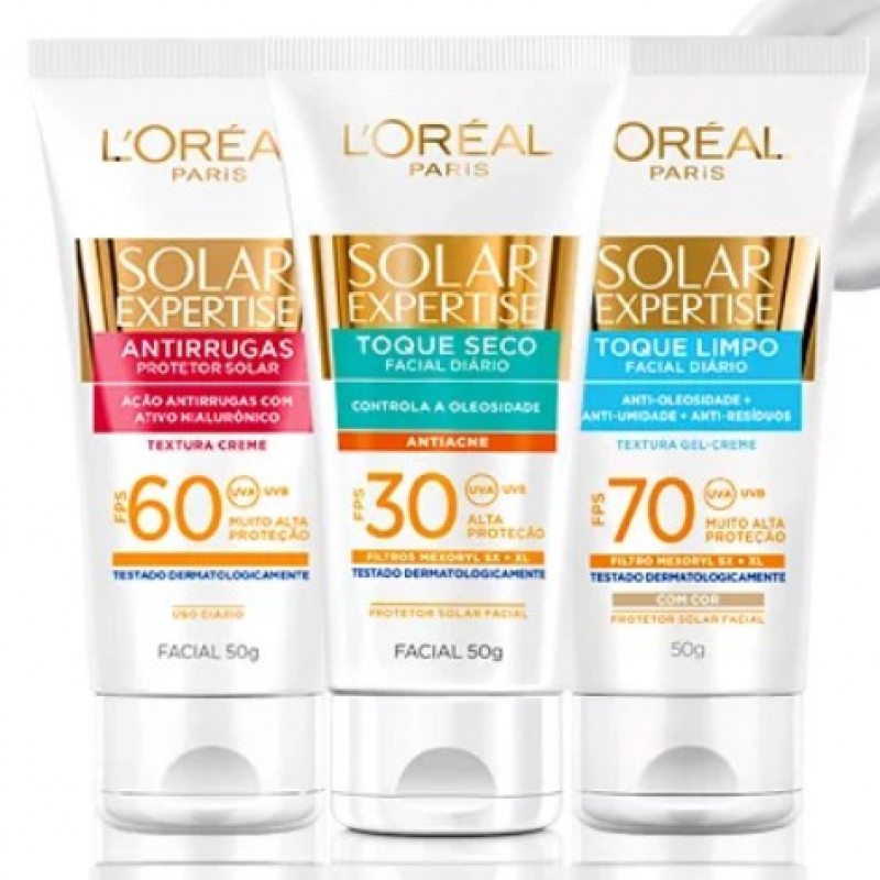 Toque Limpo FPS 70, L'Oréal Paris