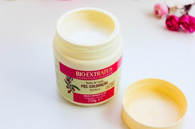 Banho De Creme Pós-Coloração Bio Extratus