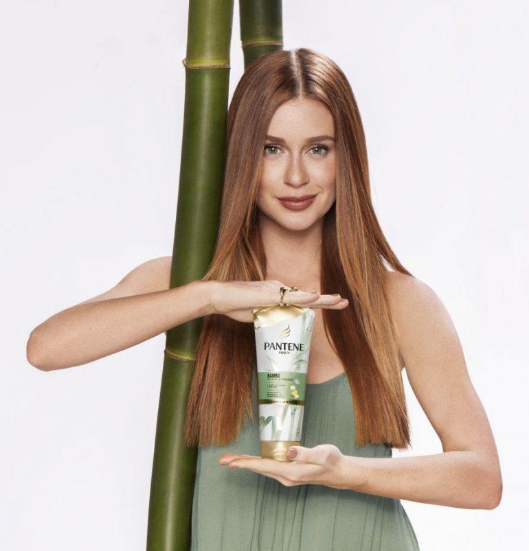 Condicionador Pantene Bambu