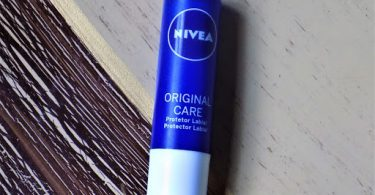 Protetor labial Nivea Original Care
